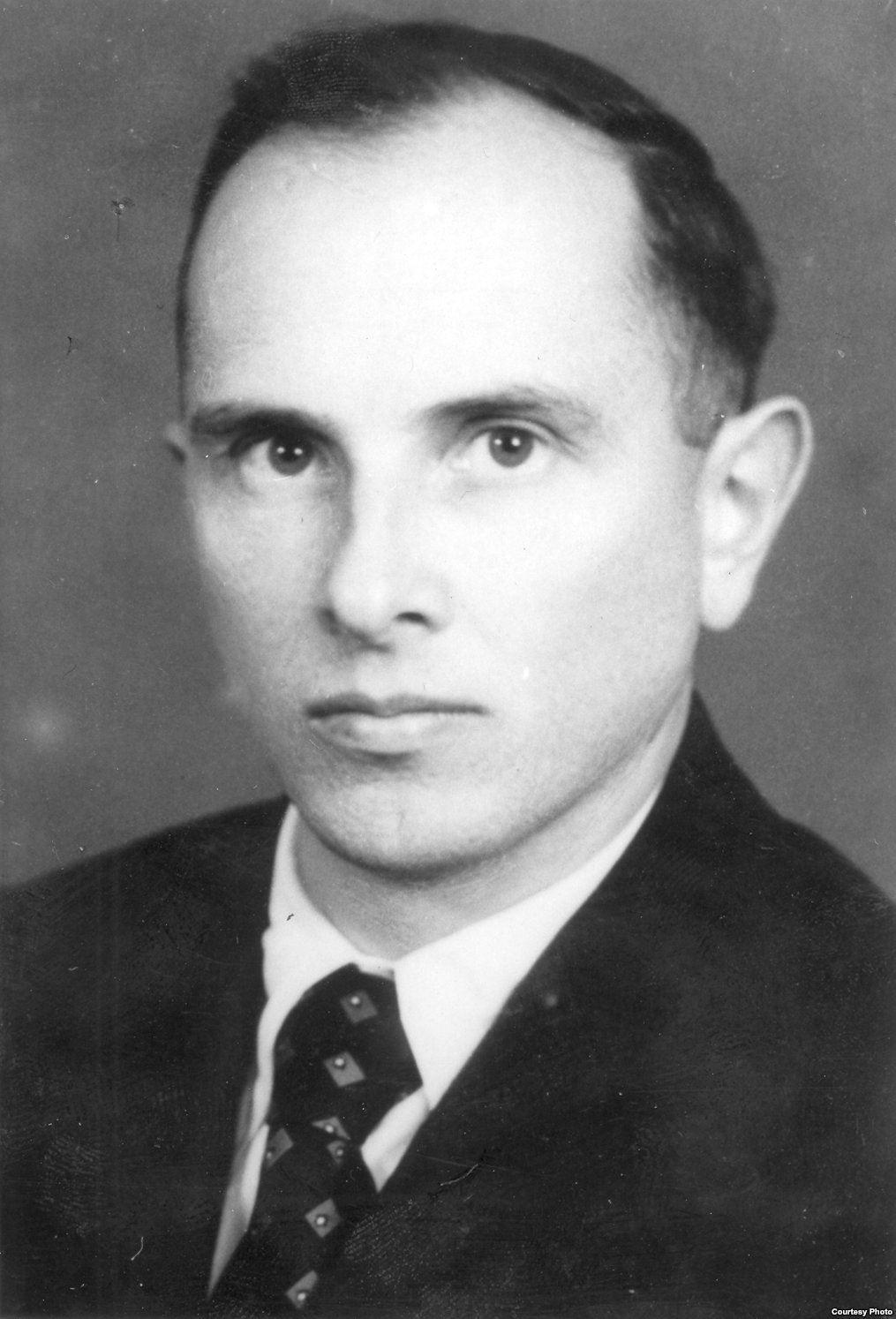 Степан Бандера — провідник ОУН (революційної) Фото надано Українським інститутом національної пам'яті