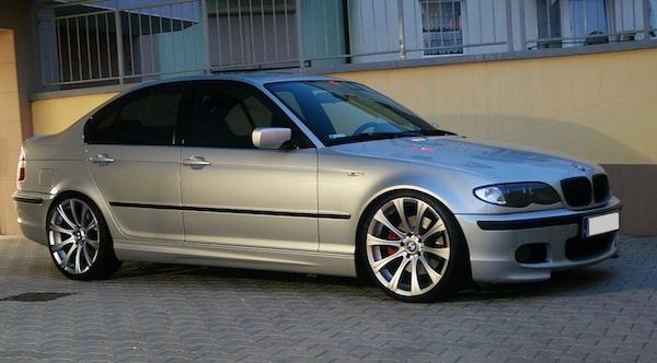 BMW 3 Series โฉม E46
