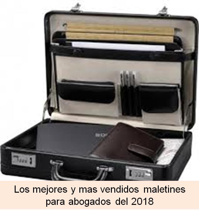nuevo estilo y lujo hermosa y encantadora venta oficial MALETÍN PARA ABOGADOS - TusMaletas.net
