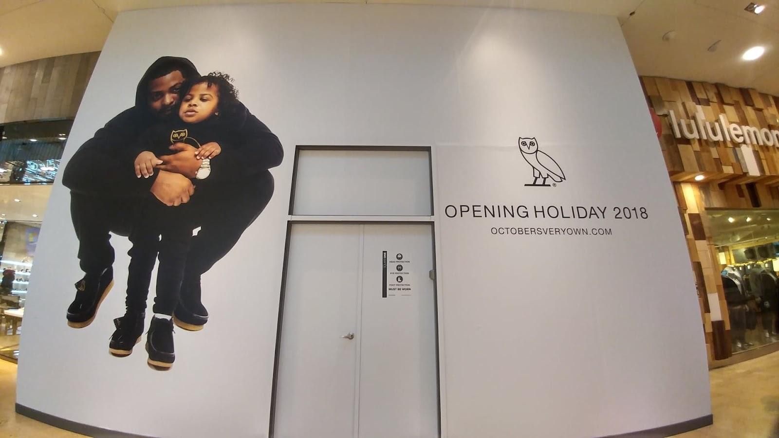 Drake Opening Ovo Store In Peel Brampton Inbrampton Com