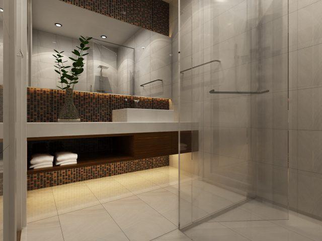 Căn hộ Xi Grand Court mẫu nhà vệ sinh 2