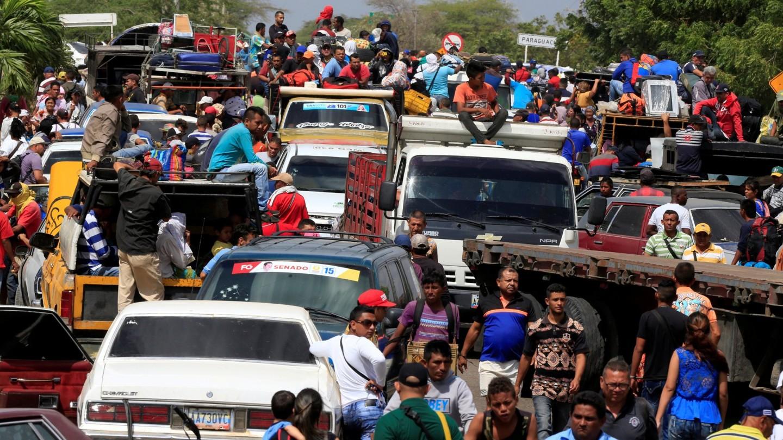 Исход — развал. Почему режим в Венесуэле оказался таким устойчивым