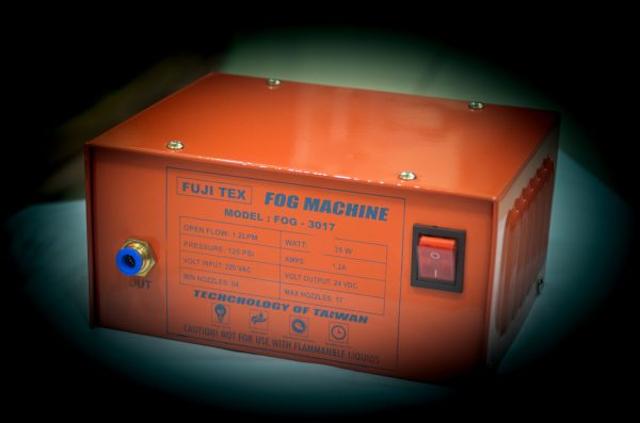 FUJITEX Việt Nam – Điểm đến lý tưởng cho doanh nghiệp khi cần lắp đặt máy phun sương