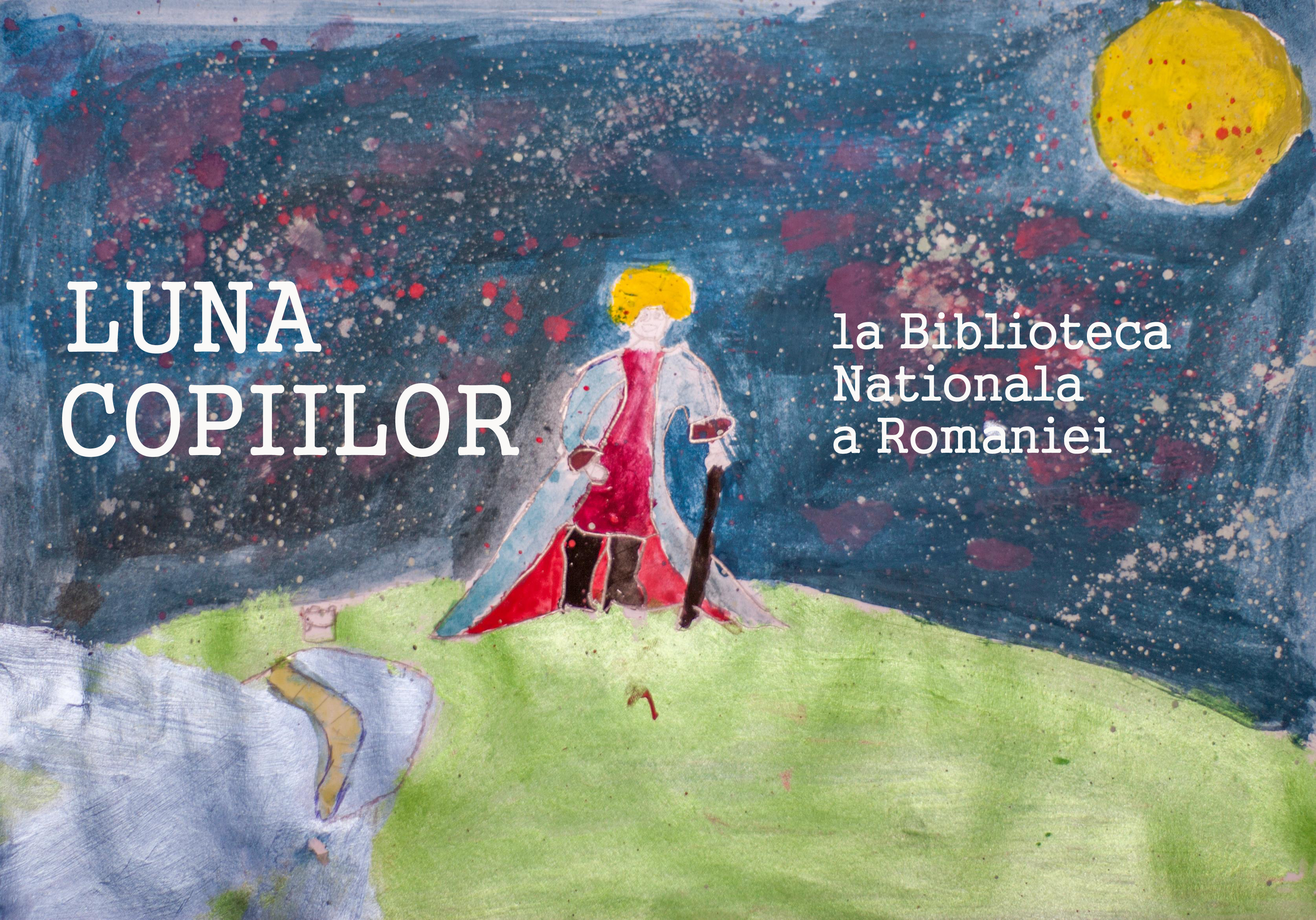 Atelier de lectură cu scriitoarea Alina Purcaru, marți, 14 iunie, 11:30 - 13:00.