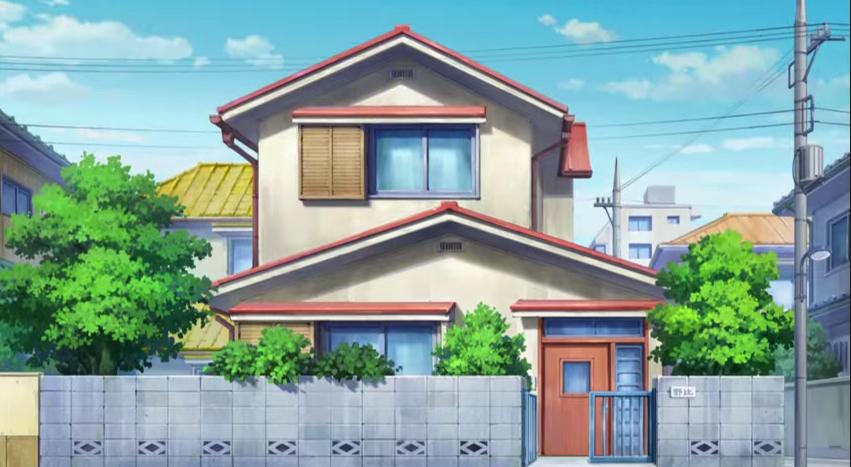 Ngôi nhà của Nobita