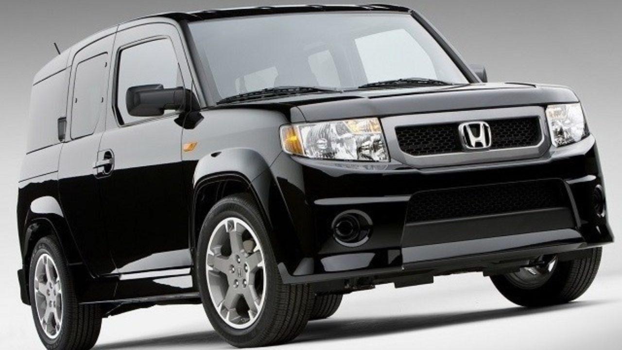 Honda Element автомобиль для свидания фото