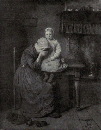 File:Dutch Painting in the 19th Century - Artz - Mourning.png