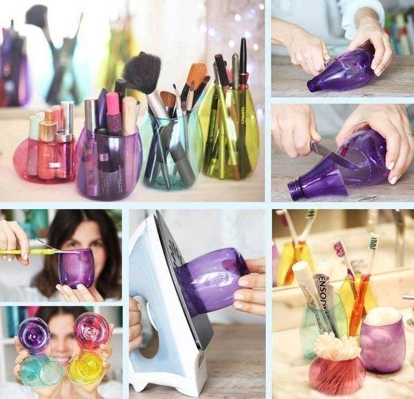 Prosty sposób na wykorzystanie opakowań po kosmetykach