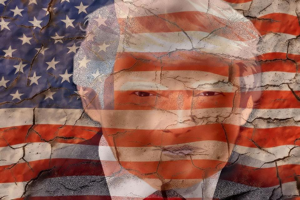 Donald, Trump, President, United States, America