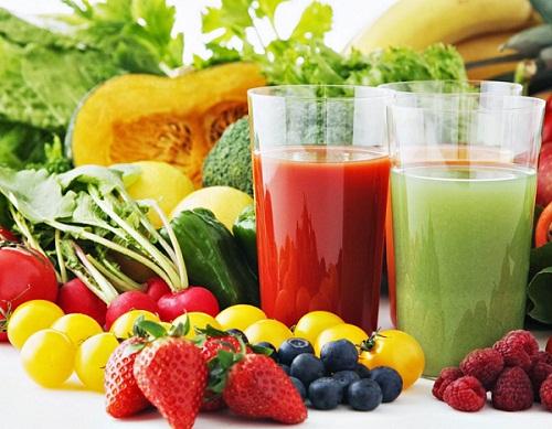 Thực phẩm nên ăn sau mổ trĩ