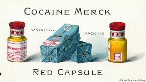 Image result for merck cocaine