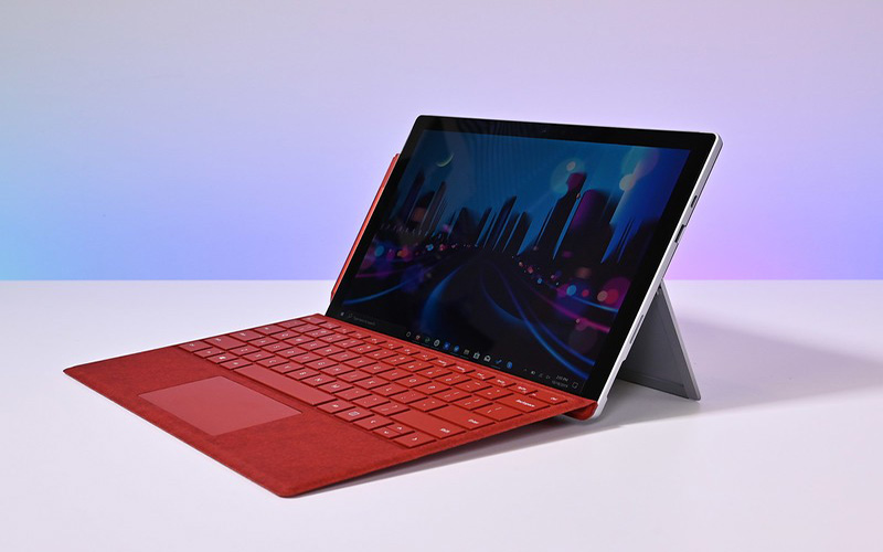 Thiết Kế Surface Pro 7
