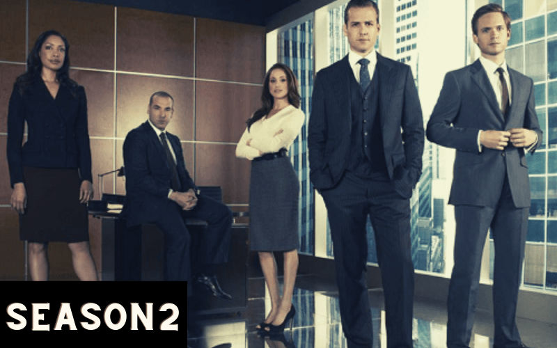 index of suits season 2