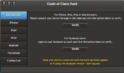 clash of clans free gold elixir and gems no survey