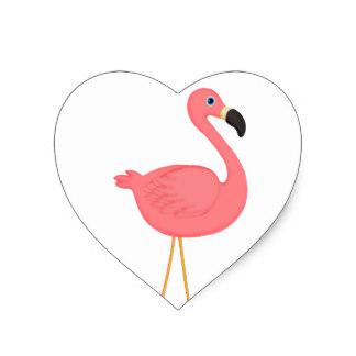 Flamingo do Amor - Mascote do Flagay