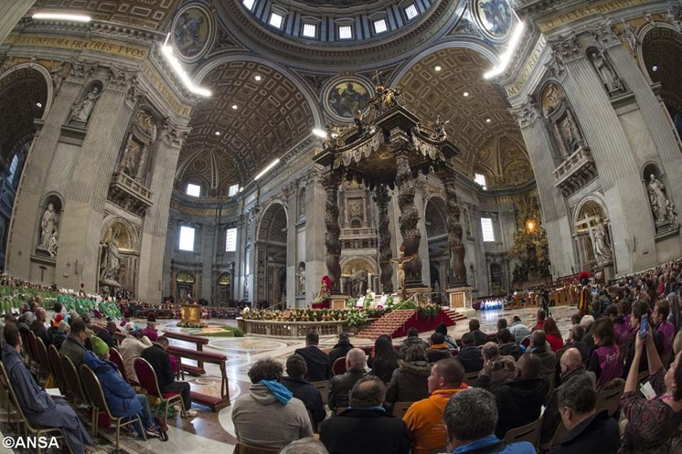 Bài giảng của Đức Thánh Cha trong Năm Thánh cho Người bị Loại trừ