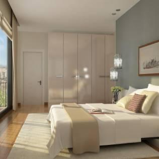 Modern bedroom by MONO MİMARLIK İNŞAAT