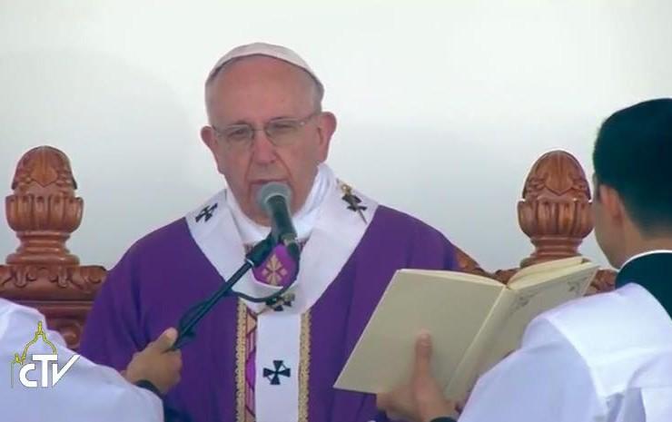 Bài giảng của Đức Thánh Cha Thứ Tư Lễ Tro trong Vương Cung Thánh Đường Thánh Sabina All'Aventino