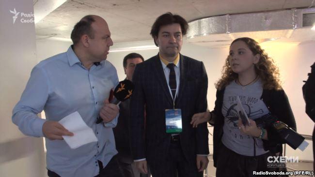 Голова Мінкульту Євген Нищук не зміг пояснити зміни в історичному ареалі Києва, зокрема на земельній ділянці президента