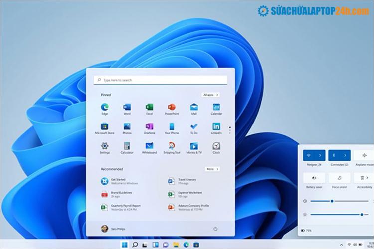 Bản cập nhật Windows 11 mới
