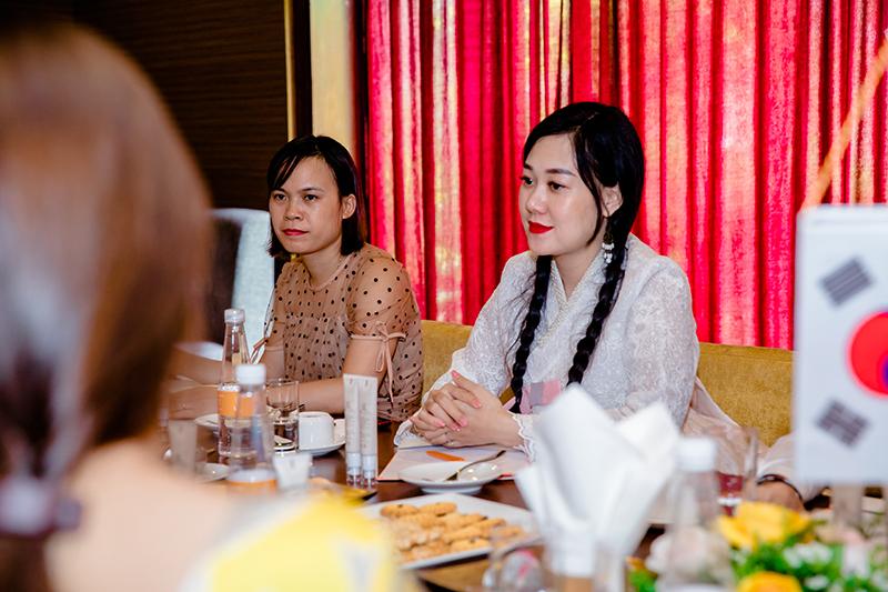 Cuộc họp Xúc tiến thương mại & Kế hoạch khánh thành nhà máy Dova tại Hàn Quốc - Ảnh 3