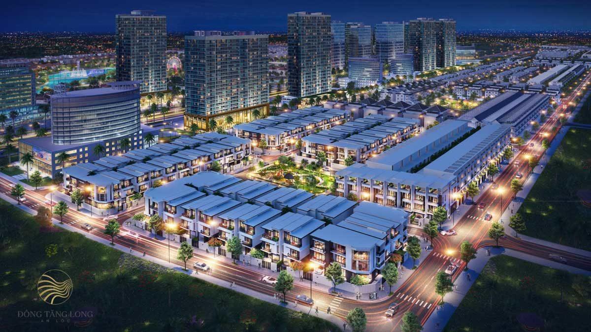 Dự án Đông Tăng Long quận 9 lựa chọn hàng đầu cho nhà đầu tư