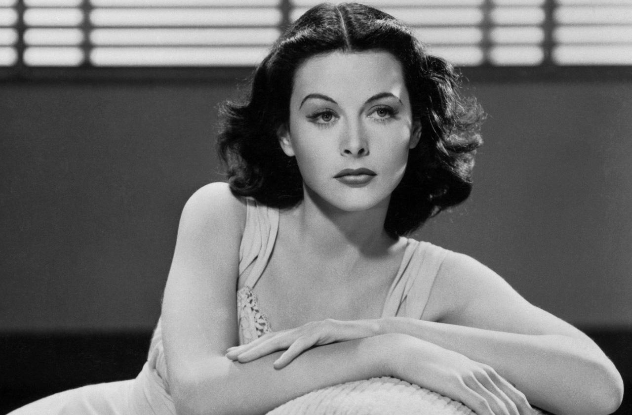 Hedy Lamarr foi atriz e também programadora - Mulheres na programação