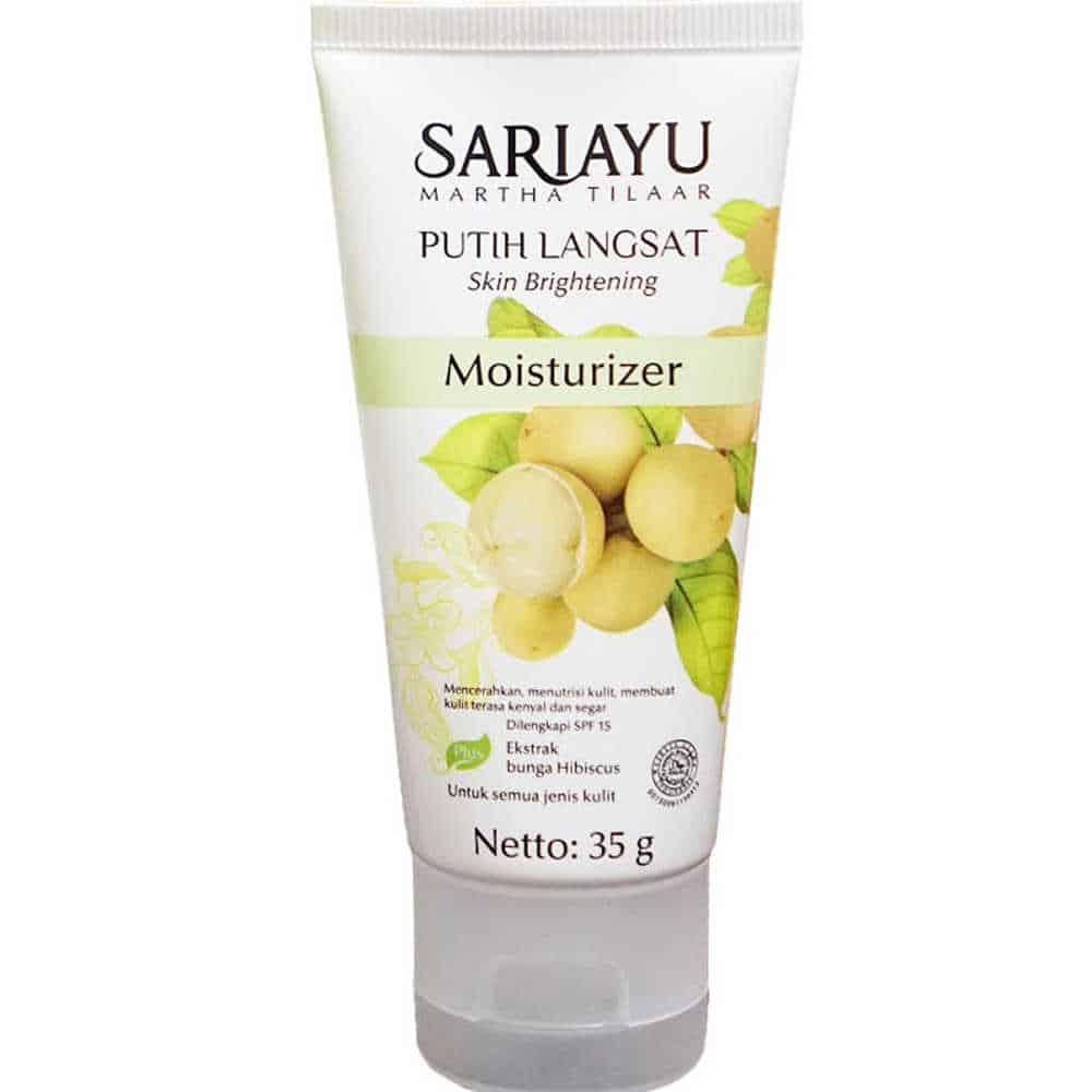 Sariayu Putih Langsat Skin Brightening Moisturizer