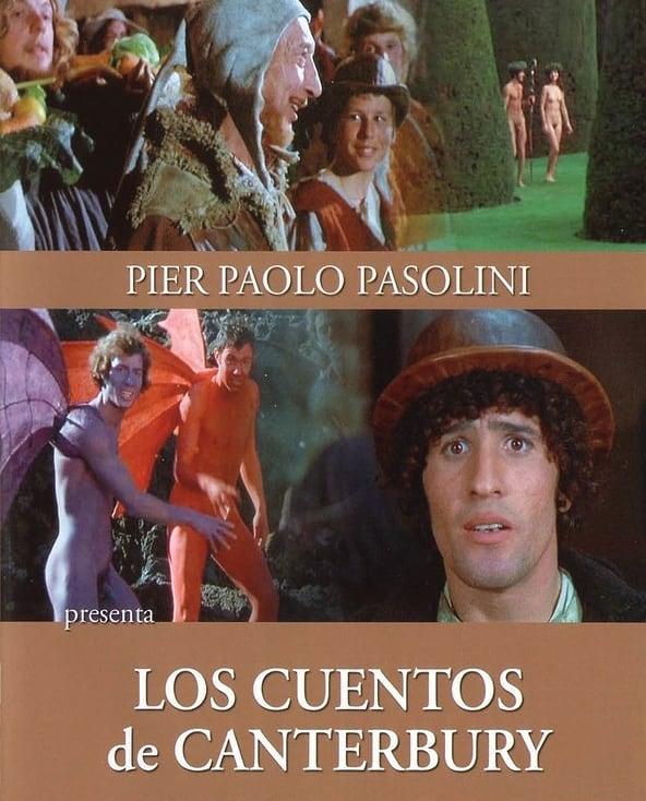 Los cuentos de Canterbury (1972, Pier Paolo Pasolini)