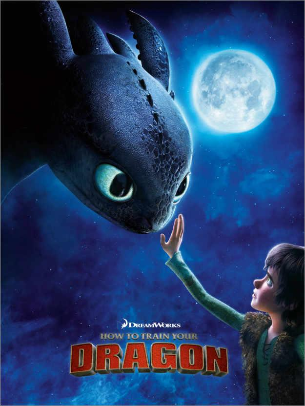 3. How to Train Your Dragon