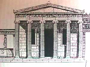 Architecture of Gods Temples Ancient Greece