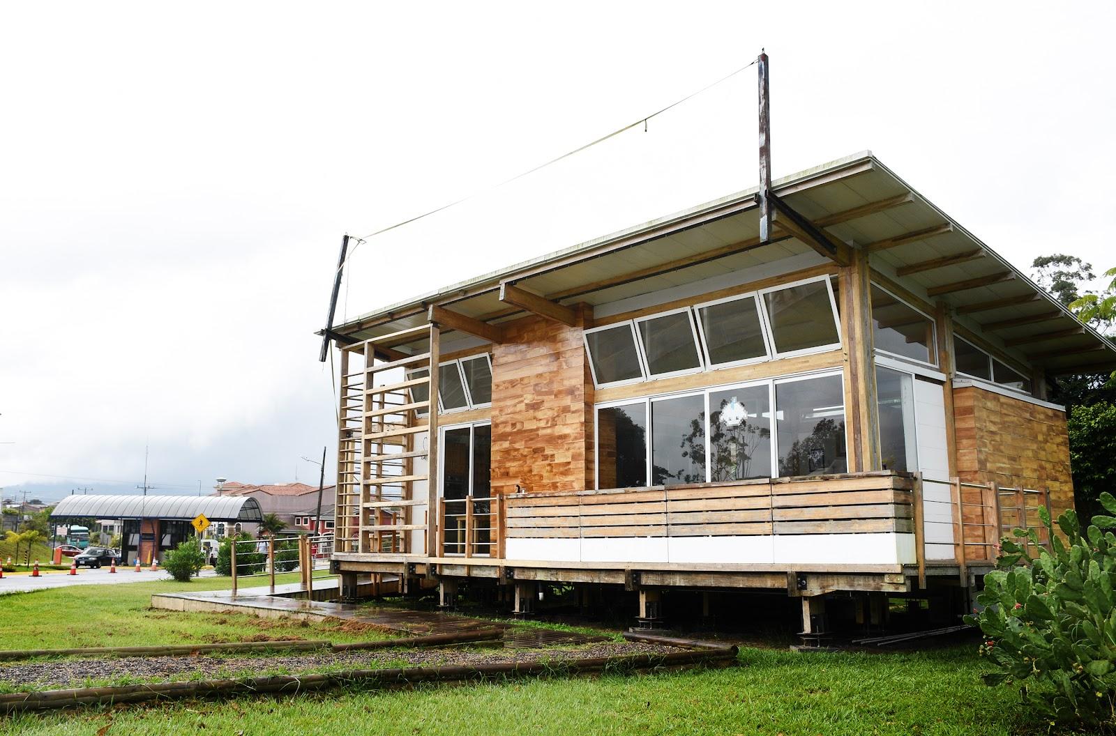 Casa Trópika es el hogar y el espacio de trabajo para los espíritus emprendedores de Students con deseos en desarrollar sus propios proyectos. (Fotografía: Ruth Garita/Archivo)