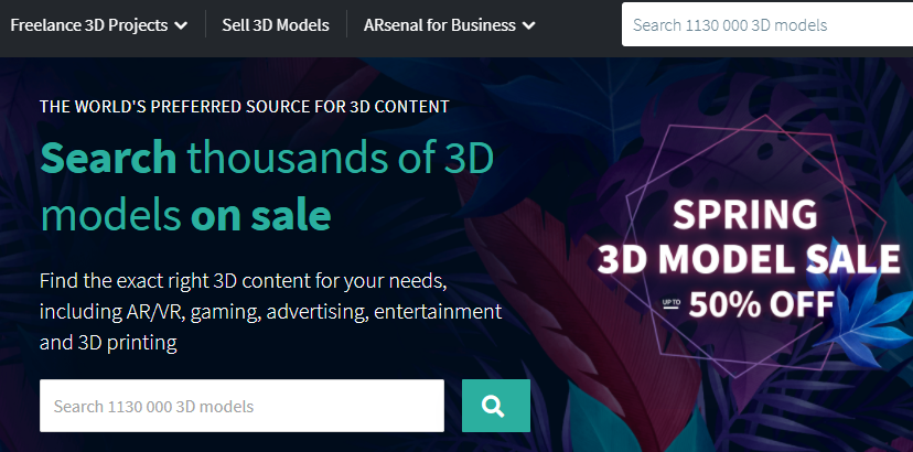 marketing yourself as a freelance 3D designer