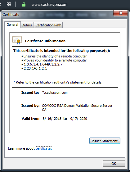 What Is a Website Security Certificate? |