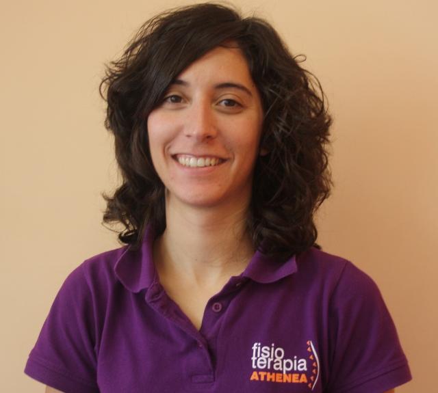 Laura Flores. Fisioterapeuta.