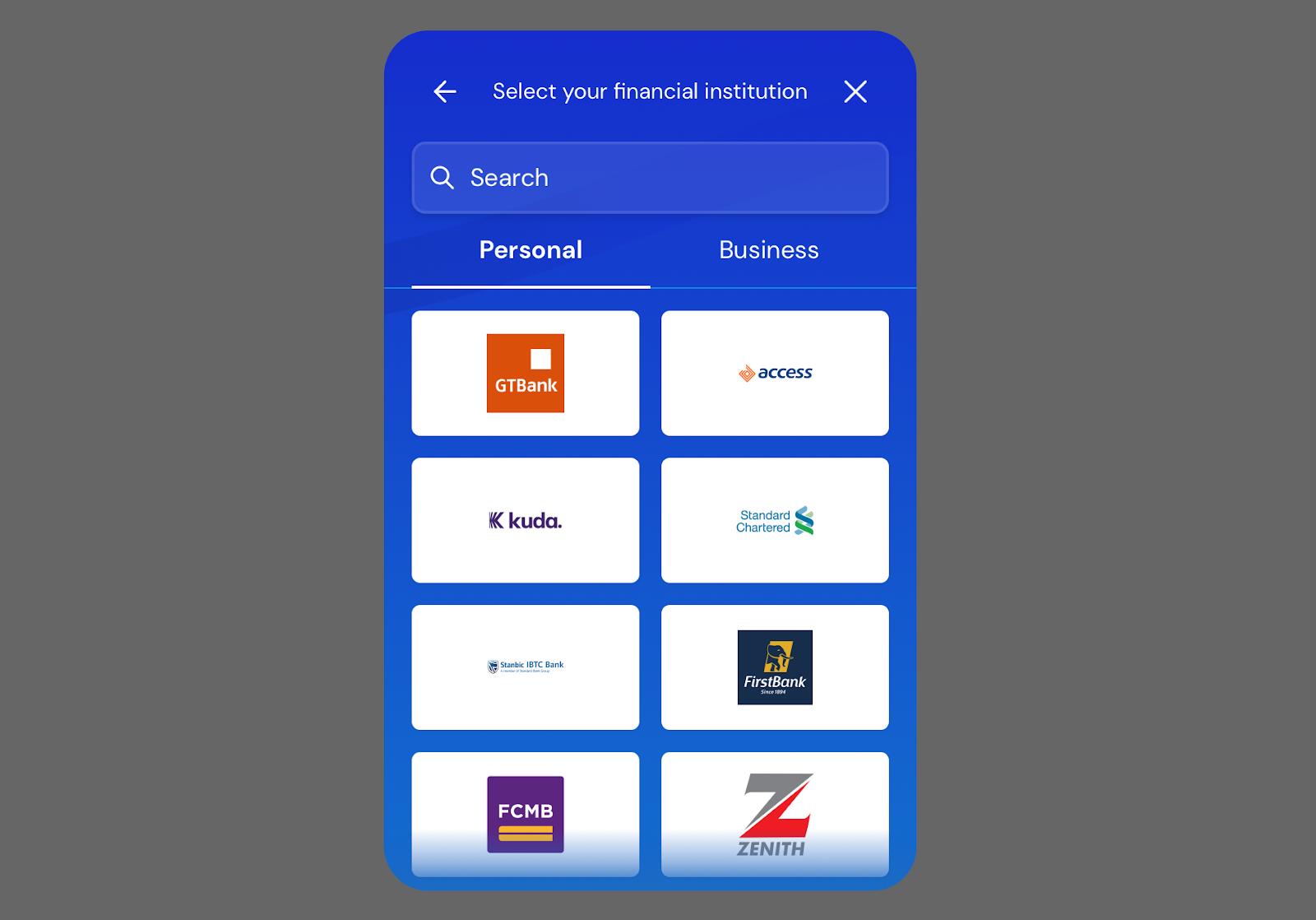 Cryptofully app Banks