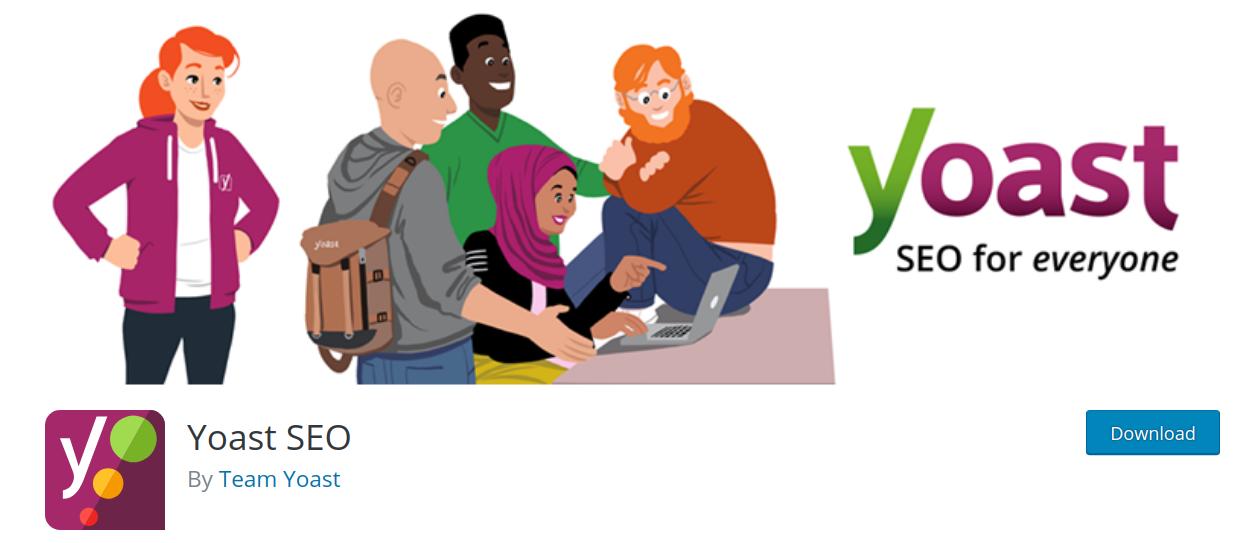 yoast wordpress seo plugin header