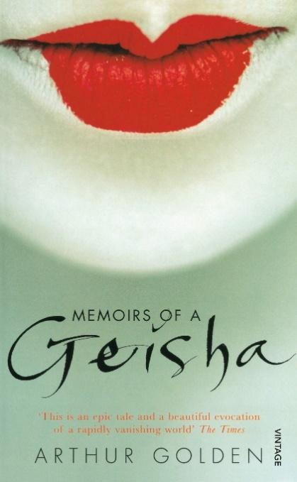 Image result for memoirs of a geisha novel