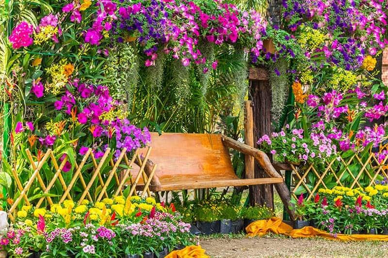 Trellis Panels Garden Fence