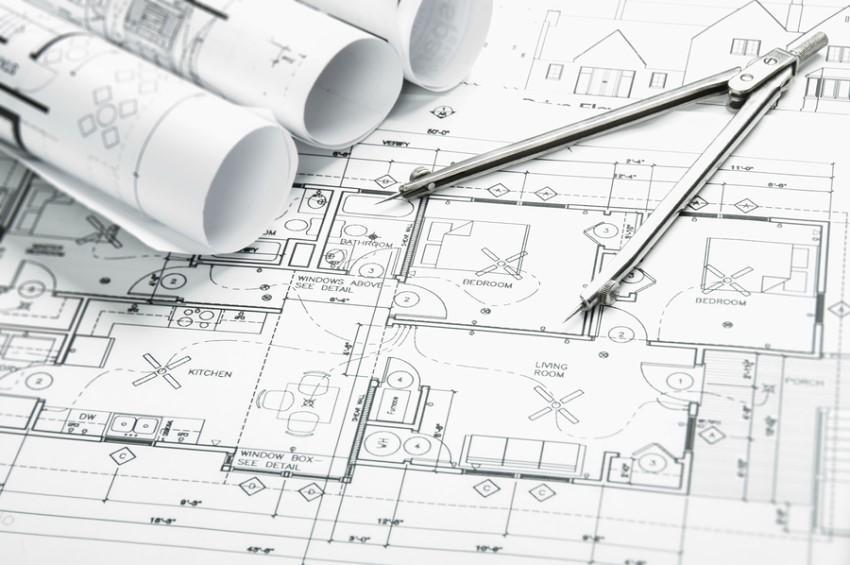 Gia chủ nên xác định thiết kế chi tiết của công trình trước khi bắt tay vào xây dựng