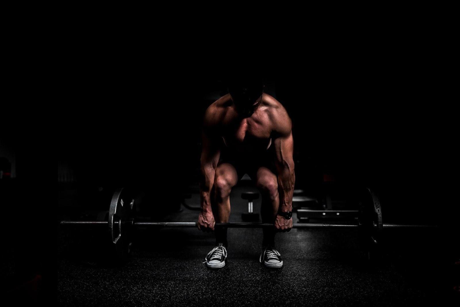 Tigers Shroffs workout routine