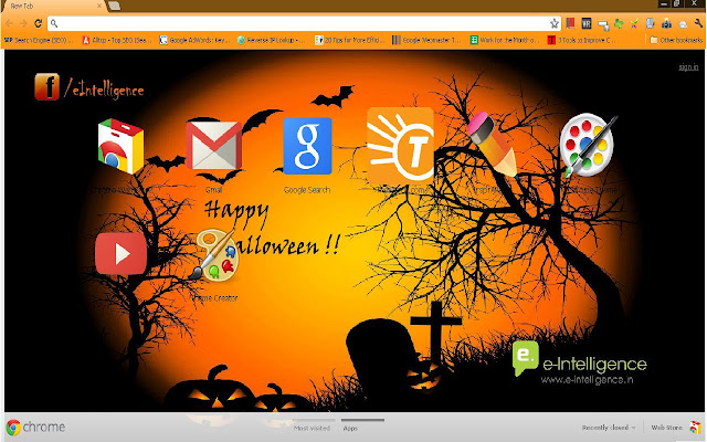 how to take off themes on google chrome