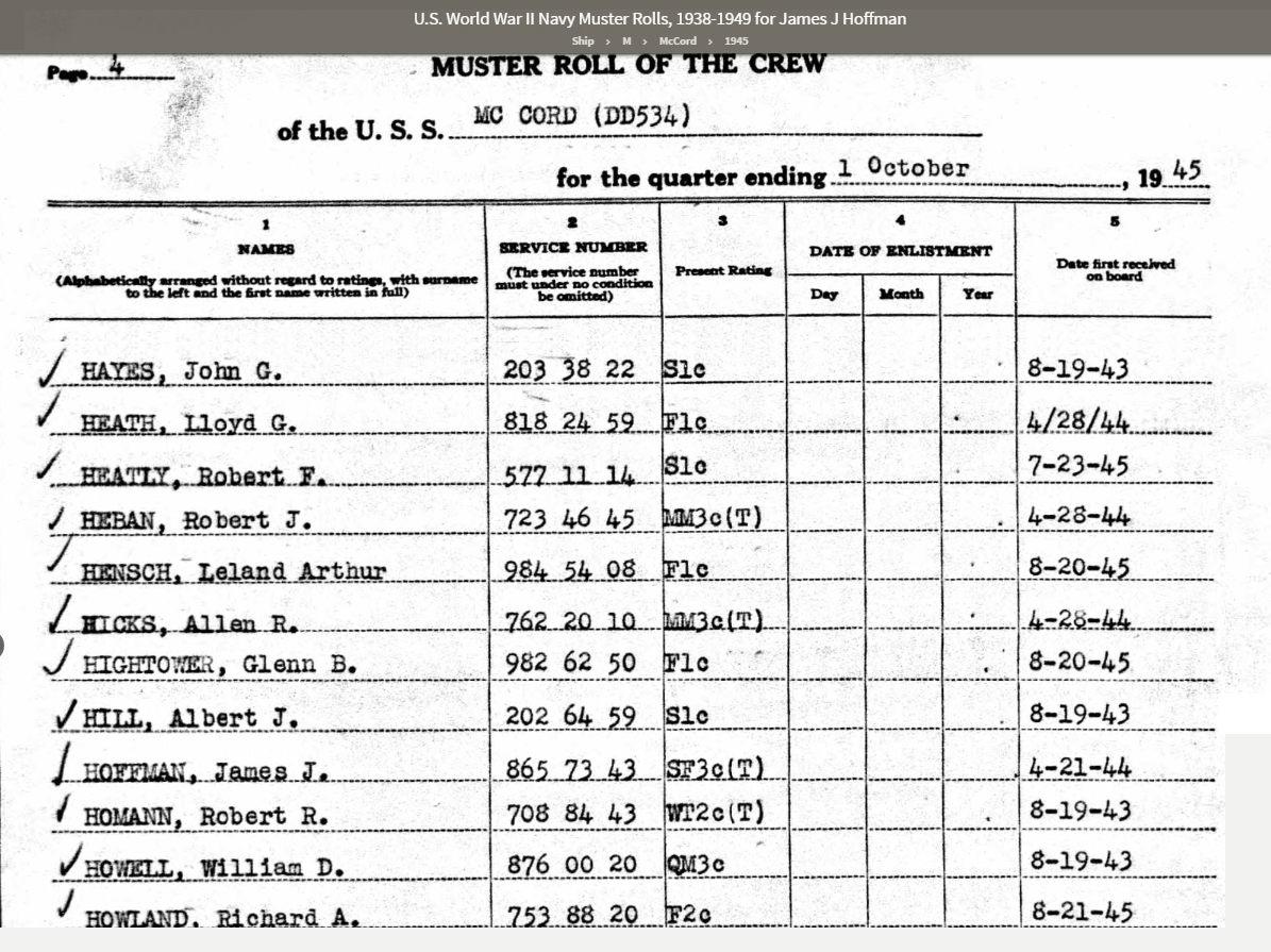 JJ Hoffman Muster Roll OCT 1945.jpg