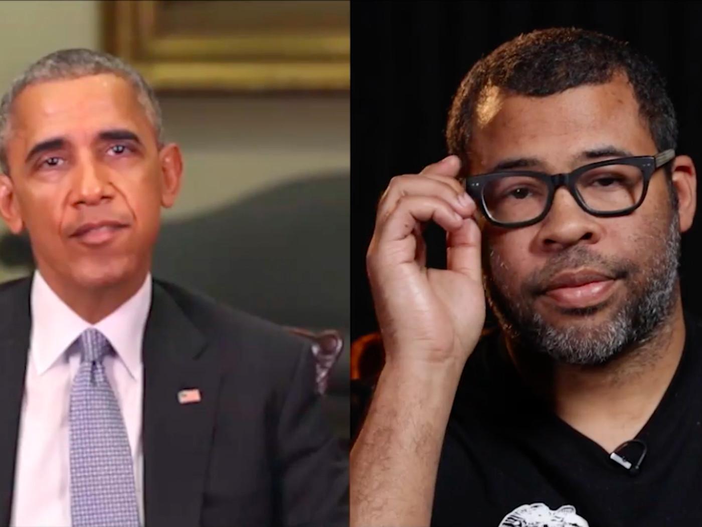 Jordan Peele's Obama PSA is a double-edged warning against fake ...