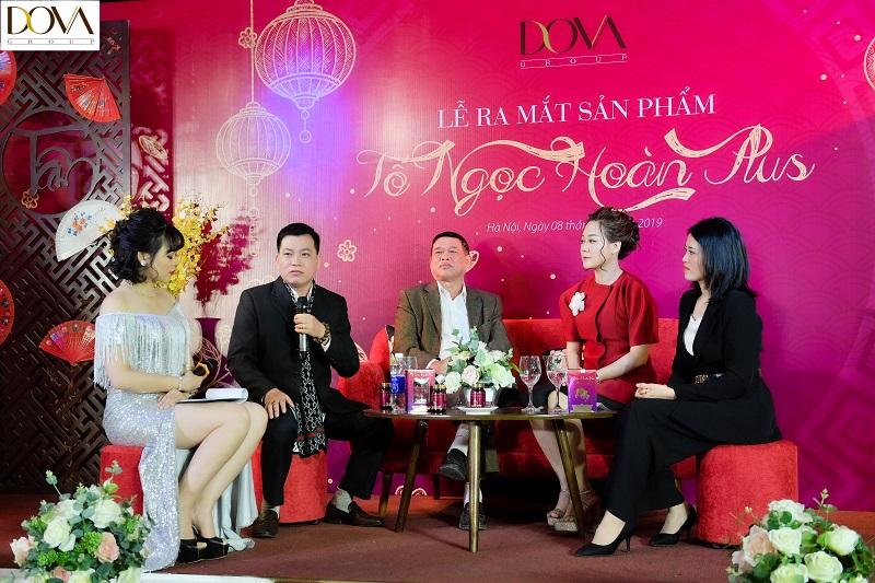 Dova Group ra mắt sản phẩm Tố Ngọc Hoàn Plus - Đồng hành cùng vẻ đẹp và sức khỏe người phụ nữ Việt - Ảnh 2