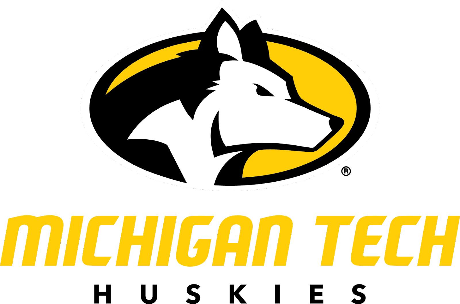 1_PrimarySignature_GoldMichiganTech_BlackHuskies.png
