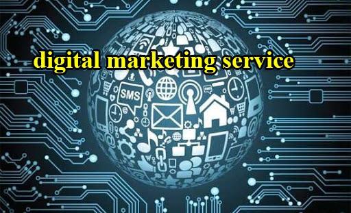Digital marketing service giúp đẩy mạnh vị trí doanh nghiệp