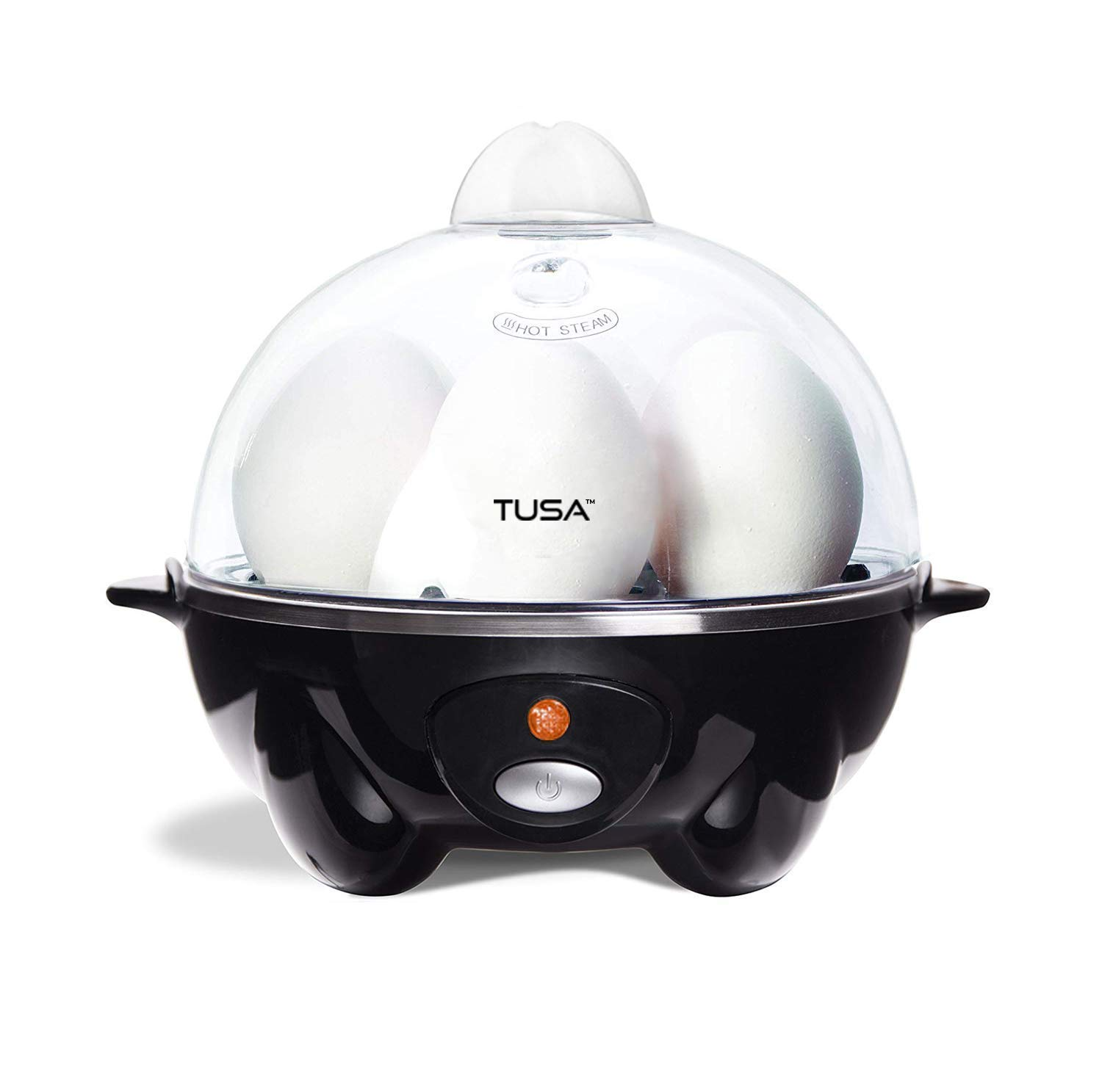 TUSA Electric 7 Eggs Capacity Egg Boiler
