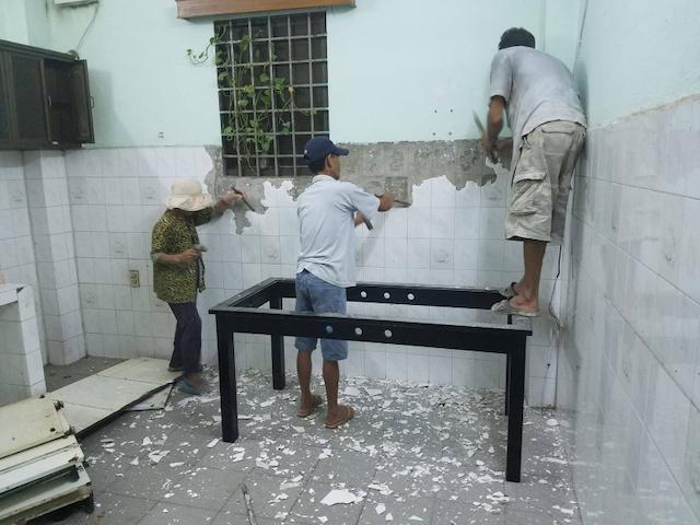 Các dạng đơn giá sửa chữa nhà