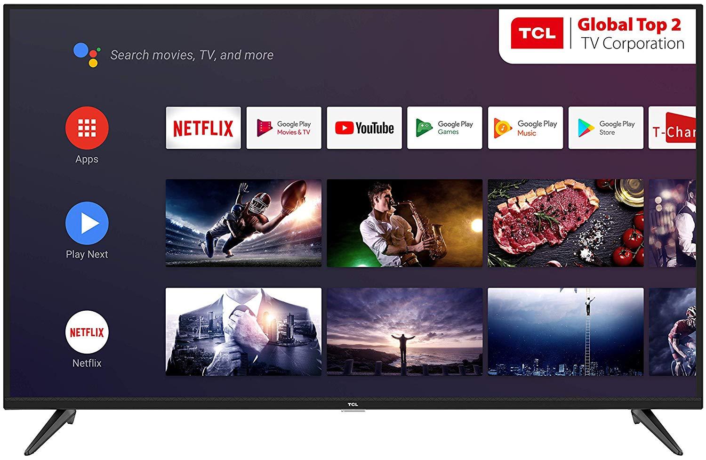 TCL 108 cm TV 43P8 AI